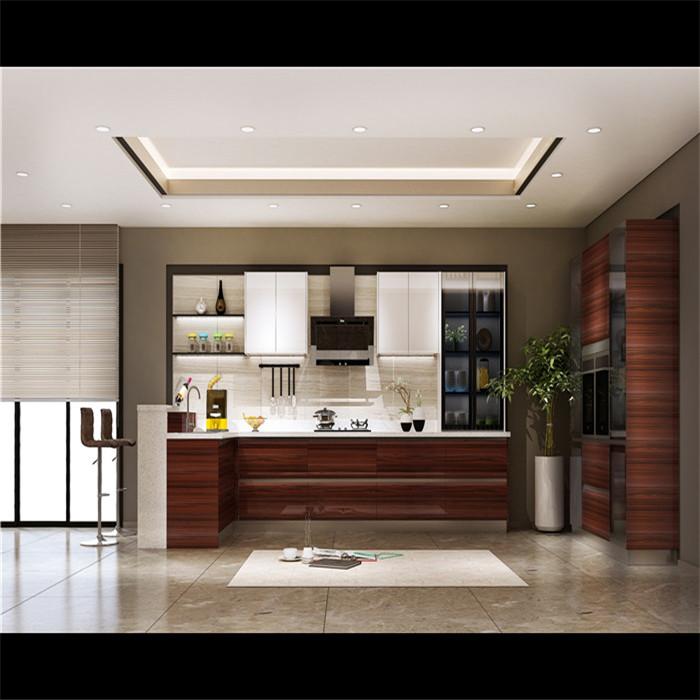 万格丽不锈钢厨柜·全屋定制产品展示