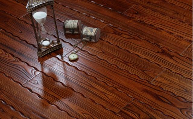 高牌地板产品展示