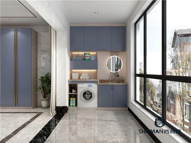 西普曼不锈钢整体定制家居产品展示