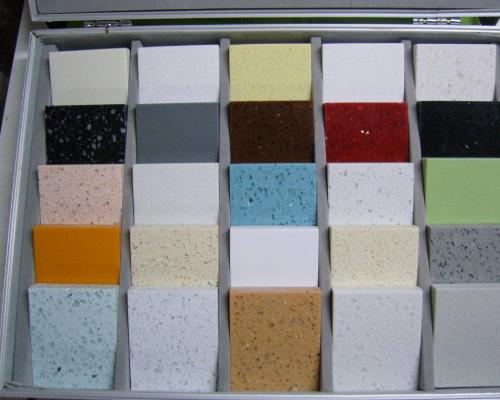 人造石材市场竞争激烈 让店铺稳定的小技巧