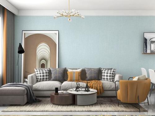 """墙布色彩搭配技巧 让你的家更出""""色"""""""