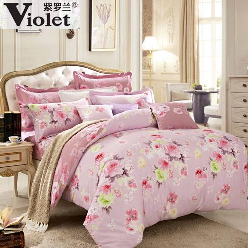紫罗兰家纺品牌