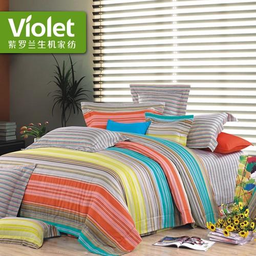 紫罗兰家纺加盟品牌
