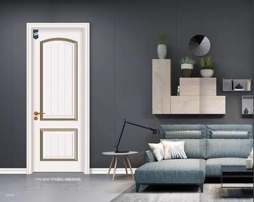 木门色彩这样搭 让你的家装更炫彩