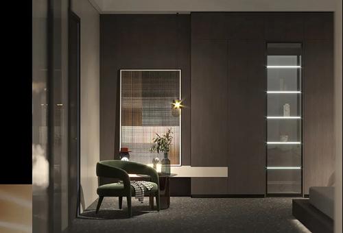 尚品本色门墙柜一体化 重塑理享空间之美